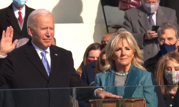 Joe Biden ya es el 46º presidente de los Estados Unidos