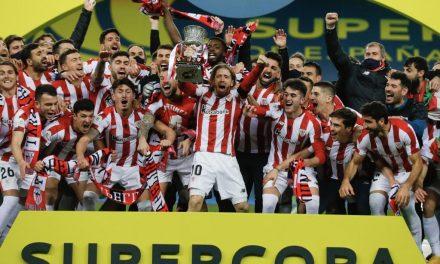 El Athletic Club se lleva la Supercopa de España en un auténtico partidazo
