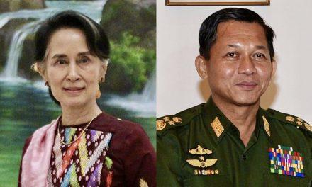 Un Golpe de Estado amenaza la transición democrática de Birmania