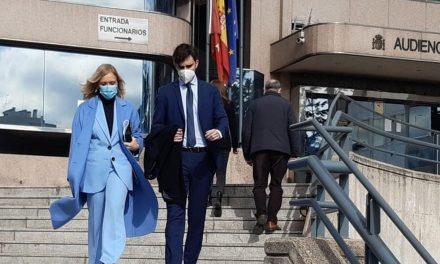Cristina Cifuentes queda absuelta del «caso Máster»