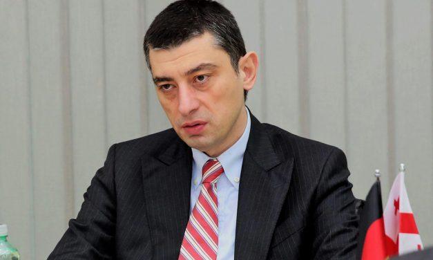 El primer ministro georgiano dimite y la situación política se tensa