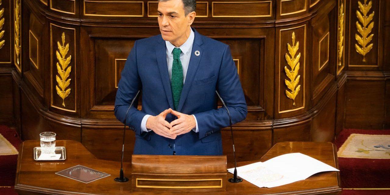 """Pedro Sánchez: """"2021 será el año de la vacunación y la recuperación"""""""