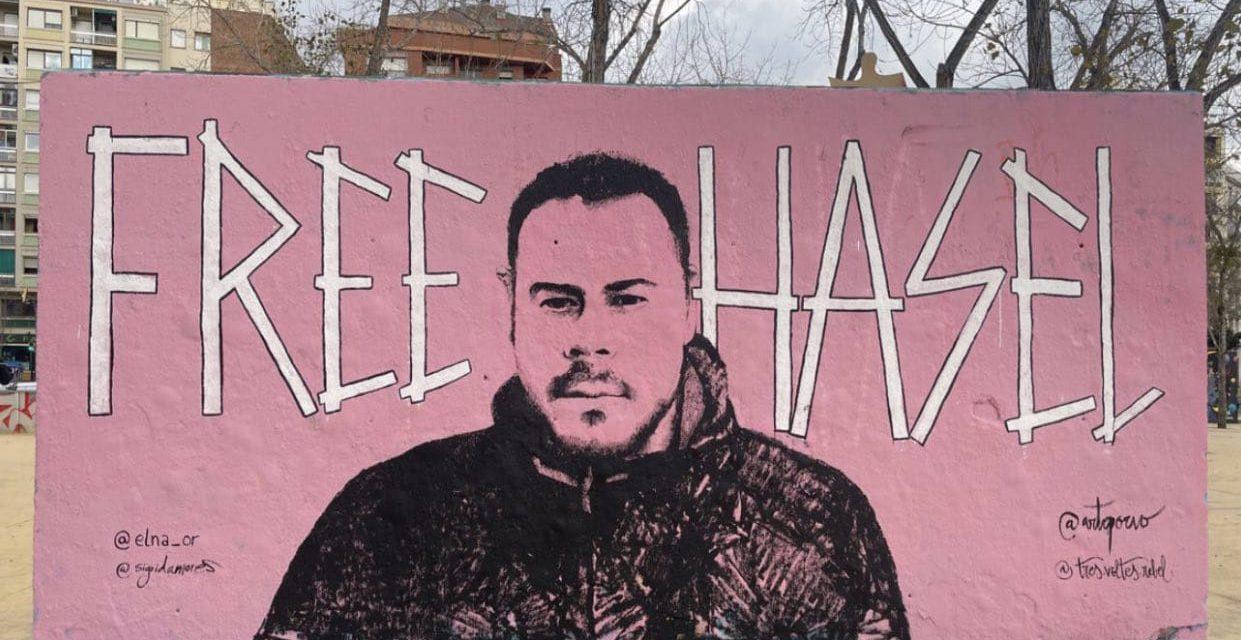 Pablo Hasél deberá entrar en prisión el 12 de febrero