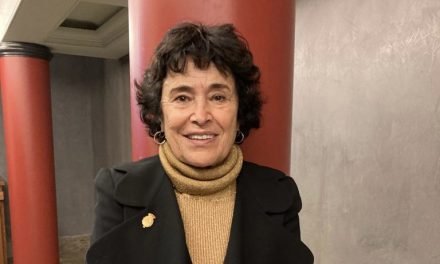 """María Dolores Pelayo: """"La mayor satisfacción que yo tenía era cuando veía en el BOE una ley suprimiendo una discriminacion"""""""