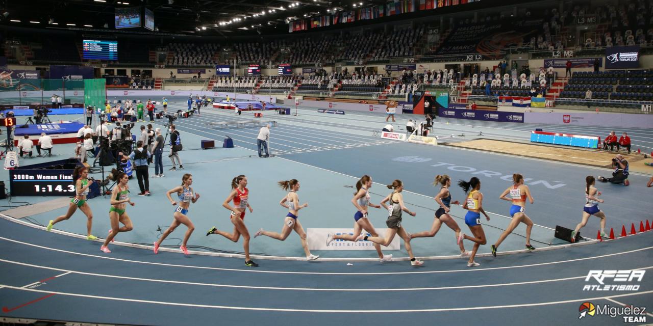 España se lleva cinco medallas en el Campeonato Europeo de Atletismo