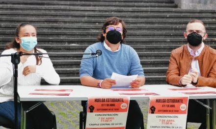 La Asociación Canaria de Estudiantes convoca una huelga en la Universidad de La Laguna