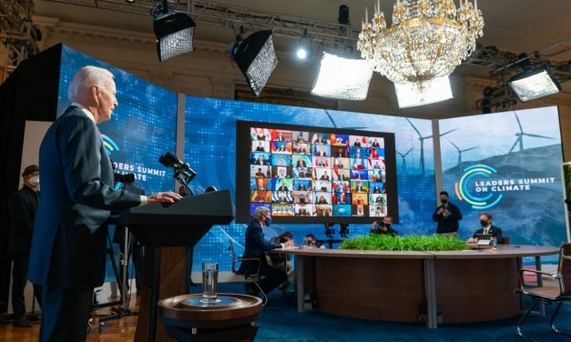 Biden reafirma su compromiso en la Cumbre del Clima