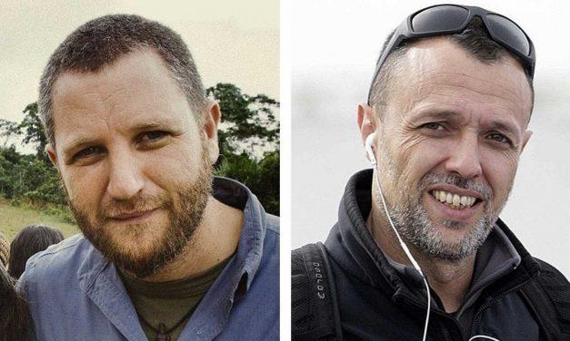 Los periodistas españoles David Beriain y Roberto Fraile mueren asesinados en Burkina Faso