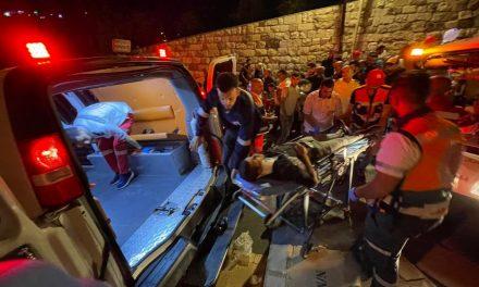 El conflicto palestino-israelí deja 24 muertos y centenares de heridos