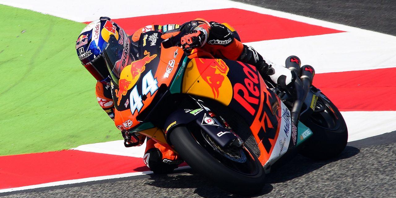 Oliveira consigue la victoria en el Gran Premio de Cataluña de Motociclismo