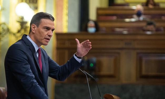 Sánchez se enfrenta a la oposición por los indultos en el Congreso
