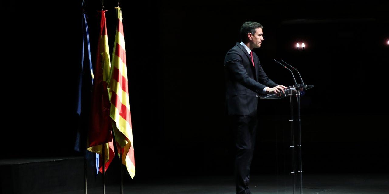 Sánchez aprueba los indultos para los 9 condenados del Procés