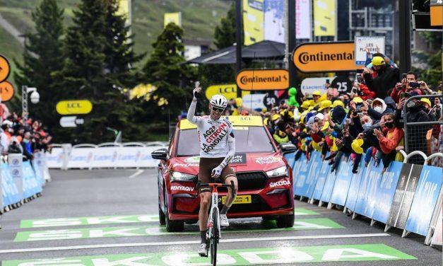 Tadej continúa como líder indiscutible en el Tour de Francia 2021