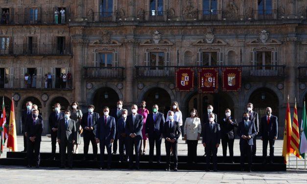 Los líderes autonómicos critican el formato de la Conferencia de Presidentes