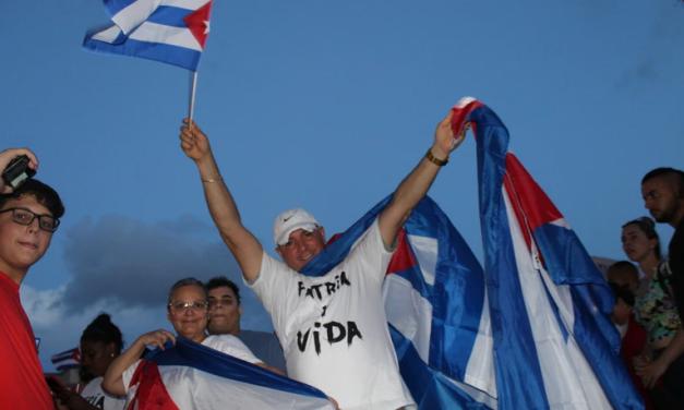 Biden sanciona a varios responsables de la represión durante las protestas de Cuba