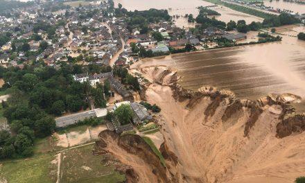 Fuertes inundaciones siembran el caos en Europa Central