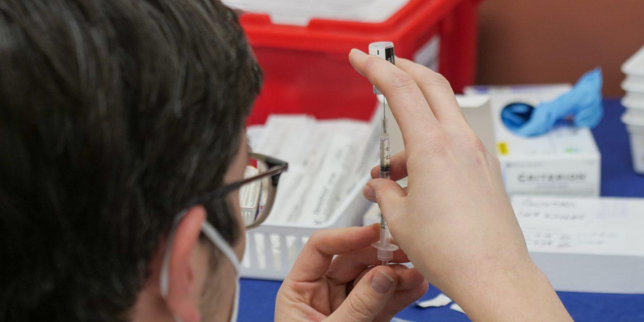 España se sitúa tercera en vacunación a nivel global