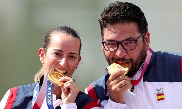 España suma un total de siete medallas a una semana de que finalicen los JJ. OO.