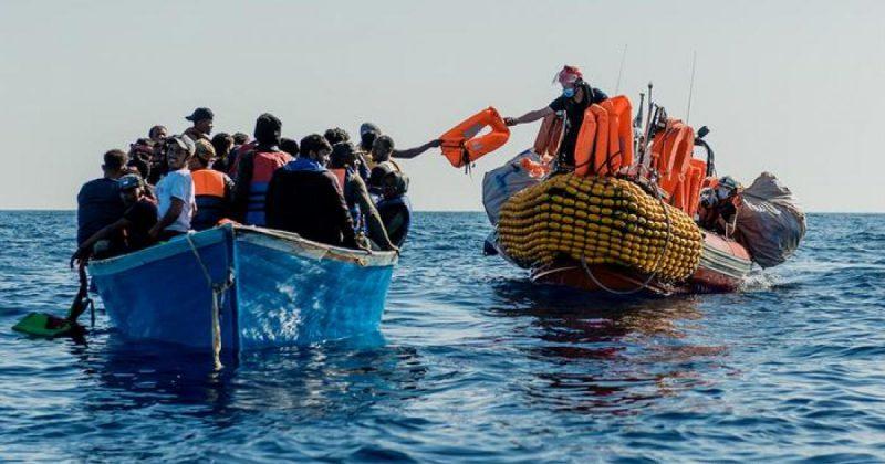 Las llegadas de inmigrantes irregulares aumentan en las costas españolas