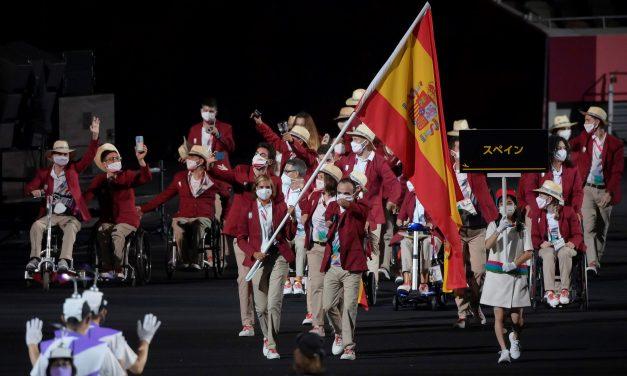 España suma 20 medallas en los primeros seis días de los Juegos Paralímpicos