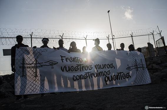 La presión migratoria continúa en Ceuta y Melilla