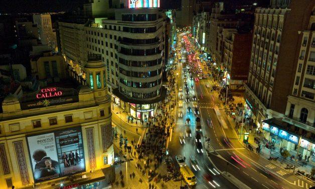 La Gran Vía de Madrid reabre sus puertas a las grandes producciones
