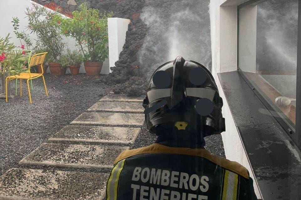 La erupción volcánica en La Palma afecta a más de 154 hectáreas