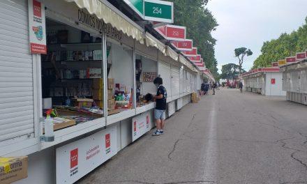 La Feria del Libro de Madrid regresa tras la pandemia