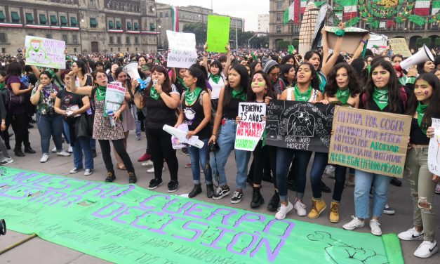 La justicia despenaliza el aborto en un estado de México