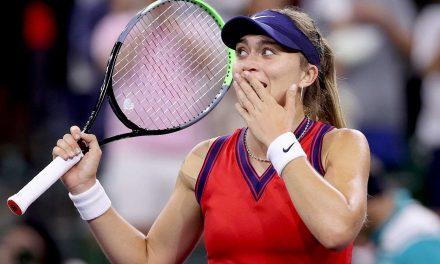Paula Badosa hace historia en el tenis español