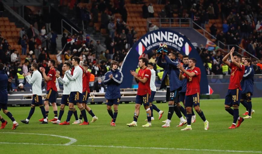 Francia arrebata a España la Nations League en una final llena de polémica