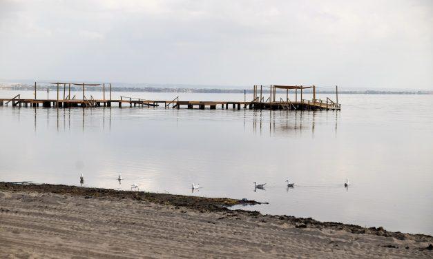 El Mar Menor necesita 50.000 firmas para lograr la personalidad jurídica