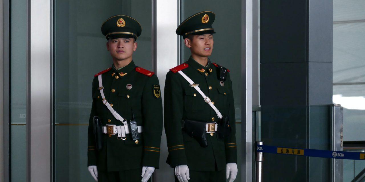 """China amenaza: «la reunificación se conseguirá"""""""